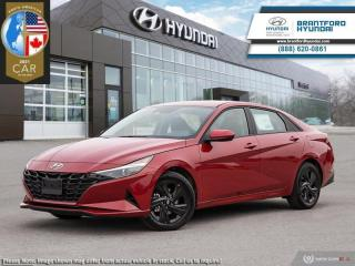 New 2021 Hyundai Elantra Preferred w/Sun & Tech Package IVT  - $152 B/W for sale in Brantford, ON