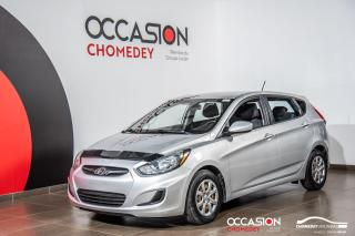 Used 2013 Hyundai Accent GR.ELECT+A/C+SIEGES CHAUFFANTS for sale in Laval, QC