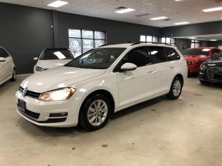 Used 2015 Volkswagen Golf Sportwagen BLUETOOTH*BACK-UP CAMERA*CERTIFIED*MANUAL* for sale in North York, ON