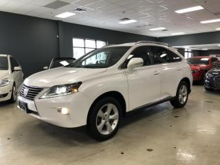 Used 2013 Lexus RX 350 NAVIGATION*BACK-UP CAMERA*NO ACCIDENTS*CERTIFIED* for sale in North York, ON