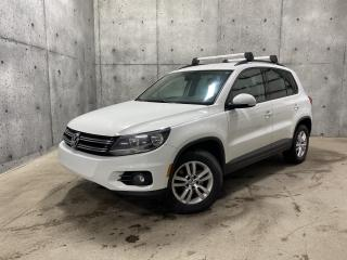Used 2015 Volkswagen Tiguan COMFORTLINE 4 MOTION AWD 2.OTSI TURBO for sale in St-Nicolas, QC
