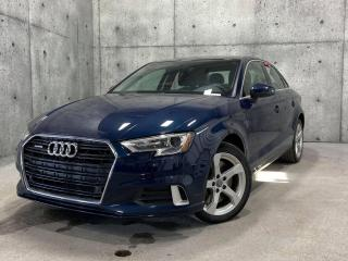 Used 2019 Audi A3 QUATTRO AWD TOIT PANORAMIQUE * AUTOMATIQUE S-TRONIC for sale in St-Nicolas, QC