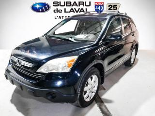 Used 2008 Honda CR-V EX-L AWD ** Cuir Toit ouvrant ** for sale in Laval, QC