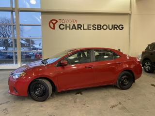 Used 2016 Toyota Corolla LE - Automatique - Sièges chauffants for sale in Québec, QC