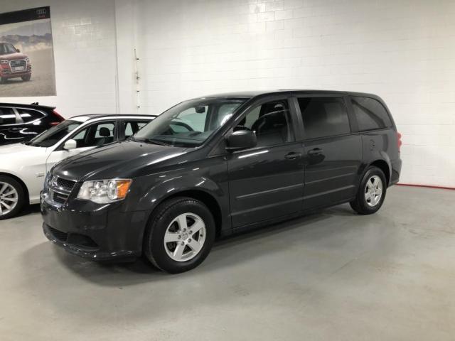 2012 Dodge Caravan SE