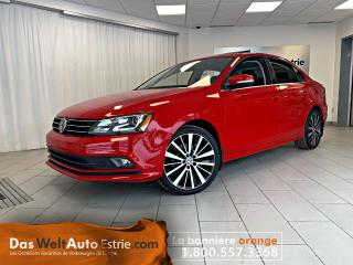 Used 2015 Volkswagen Jetta 2.0 TDI Highline, Cuir, Toit, Automatique for sale in Sherbrooke, QC