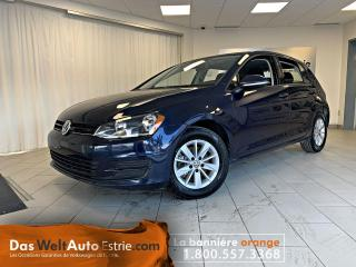 Used 2017 Volkswagen Golf 1.8 TSI Trendline, Gr. Électrique,  Manuel for sale in Sherbrooke, QC