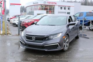 Used 2019 Honda Civic LX BM for sale in Shawinigan, QC