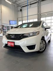 Used 2016 Honda Fit LX for sale in Woodstock, ON