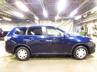 Used 2015 Mitsubishi Outlander ES 2WD MAIN LIBRE*SIÈGES CHAUFFANT for sale in Lévis, QC