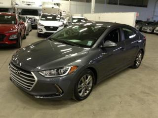 Used 2017 Hyundai Elantra GL DET ANGLES ECRAN for sale in Longueuil, QC