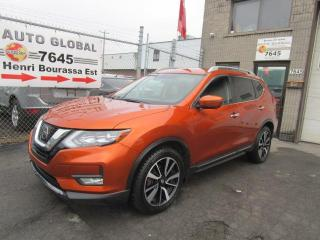 Used 2017 Nissan Rogue SL Platinum 4 portes AWD for sale in Montréal, QC