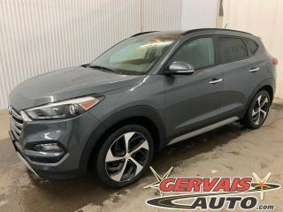 Used 2017 Hyundai Tucson SE 1.6T AWD Cuir Toit Panoramique Caméra Mags *Bas Kilométrage* for sale in Trois-Rivières, QC