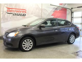 Used 2015 Nissan Sentra S for sale in Lévis, QC