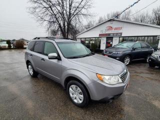 Used 2010 Subaru Forester 2.5 X Sport for sale in Barrie, ON