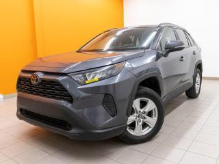 Used 2019 Toyota RAV4 LE AWD ALERTES SÉCURITÉ SIÈGES CHAUFF *RÉG ADAPT* for sale in St-Jérôme, QC