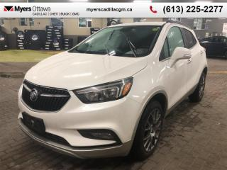 Used 2017 Buick Encore Sport Touring  SPORT TOURING, AWD, SUNROOF, REMOTE START, LIKE NEW!! for sale in Ottawa, ON