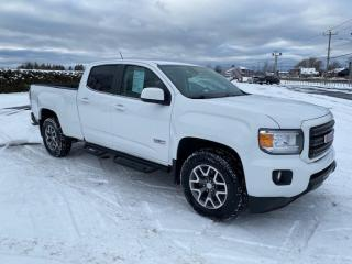 Used 2018 GMC Canyon All terrain crew cab for sale in Pintendre, QC