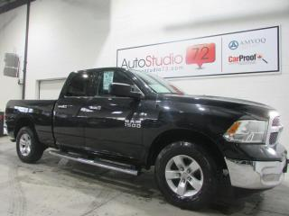 Used 2017 RAM 1500 Cabine quad 4RM, 140,5 po SLT for sale in Mirabel, QC