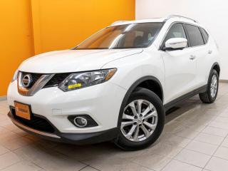 Used 2015 Nissan Rogue SV AWD SIÈGES CHAUFF NAV TOIT PANO *7 PLACES* for sale in St-Jérôme, QC