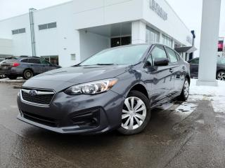Used 2018 Subaru Impreza 2.0i Commodité 4P for sale in Gatineau, QC
