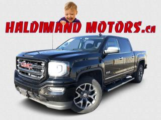 Used 2016 GMC Sierra 1500 SLT ALL TERRAIN CREW 4WD for sale in Cayuga, ON