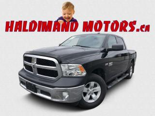 Used 2017 RAM 1500 Tradesman CREW 4WD for sale in Cayuga, ON