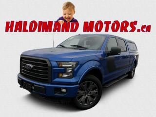 Used 2016 Ford F-150 XLT SPORT  CREW 4WD for sale in Cayuga, ON