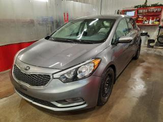 Used 2016 Kia Forte Lx+* 5 PORTES* AT* A/C* SIEGES CHAUFFANT for sale in Québec, QC