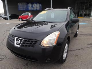 Used 2010 Nissan Rogue AWD 4dr SL,TOIT,A/C,BANC CHAUFFANT for sale in Mirabel, QC