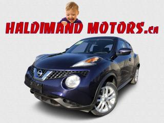 Used 2016 Nissan Juke SV 2WD for sale in Cayuga, ON