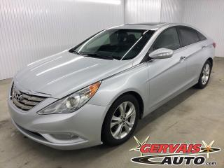 Used 2011 Hyundai Sonata Limited Cuir Toit Ouvrant MAGS for sale in Trois-Rivières, QC