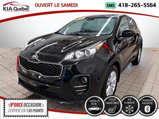 Used 2017 Kia Sportage LX* CAMERA* A/C* SIEGES CHAUFFANTS* for sale in Québec, QC