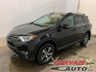 Used 2018 Toyota RAV4 XLE AWD Toit Ouvrant Caméra Bluetooth Mags *Toyota Safety Sense* for sale in Trois-Rivières, QC