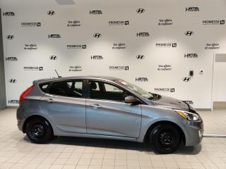Used 2017 Hyundai Accent SE AUTOMATIQUE **MAGS/TOIT/FOG** for sale in St-Eustache, QC