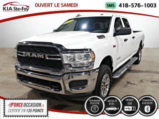 Used 2019 RAM 2500 TRADESMAN* BOITE 8 PIEDS* 4X4* ATTACHE R for sale in Québec, QC