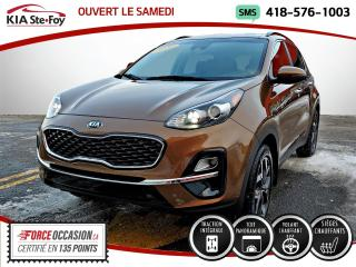 Used 2020 Kia Sportage EX PREMIUM* TOIT PANO* SIEGES CHAUFFANTS for sale in Québec, QC