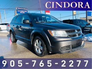 Used 2014 Dodge Journey Canada Value Pkg, Clean Carfax for sale in Caledonia, ON