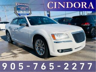 Used 2012 Chrysler 300 300C, Nav, Leather, PanoRoof for sale in Caledonia, ON