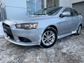 Used 2015 Mitsubishi Lancer Berline 4 portes CVT SE traction avant for sale in Ste-Agathe-des-Monts, QC