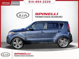 Used 2016 Kia Soul SX LUXURY TOUTE EQUIPPE for sale in Montréal, QC