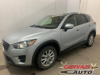 Used 2016 Mazda CX-5 GX 2.5  GPS Bluetooth Mags for sale in Shawinigan, QC
