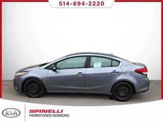 Used 2017 Kia Forte EX LUXURY CUIR TOIT for sale in Montréal, QC