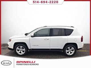 Used 2015 Jeep Compass North + CUIR 4x4 CUIR for sale in Montréal, QC