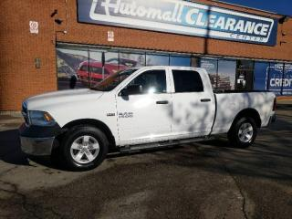 Used 2016 RAM 1500 ST for sale in Mississauga, ON