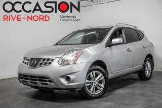 Used 2013 Nissan Rogue SV AWD MAGS+CAM.RECUL+SIEGES.CHAUFFANTS for sale in Boisbriand, QC