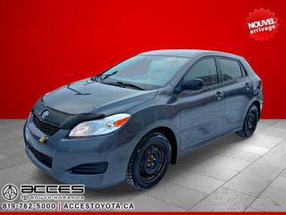 Used 2012 Toyota Matrix Rare for sale in Rouyn-Noranda, QC
