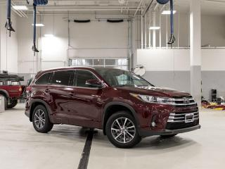 Used 2018 Toyota Highlander AWD XLE for sale in New Westminster, BC