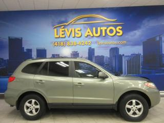 Used 2009 Hyundai Santa Fe GL AWD V6 TOUT EQUIPE 113 900KM BAS KILO for sale in Lévis, QC