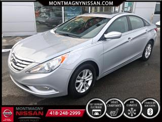 Used 2012 Hyundai Sonata for sale in Montmagny, QC
